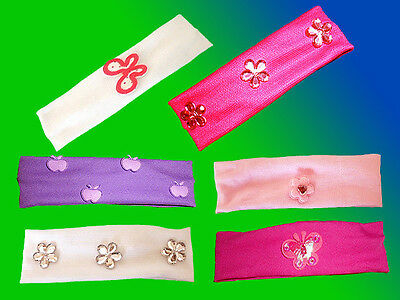 Children Hairband Hair Accessories Headband,Bands With Applications,New One Size • 2.25£