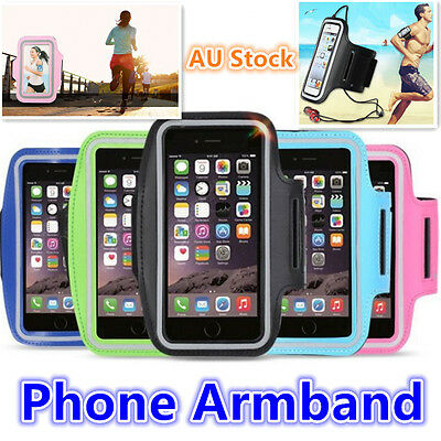 AU7.95 • Buy Sport Running Gym Armband Band Strap Case For Apple IPhone 6 7 8 X XS XR Max 11