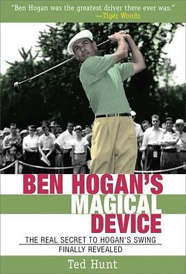 £5.71 • Buy Ben Hogan's Magical Device Swing Secret Revealed FREE SHIPPING Hardcover Book