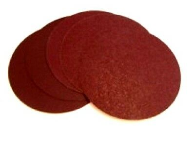 Quality 230mm Self Adhesive / Sticky Backed Aluminium Oxide Sanding Discs • 10.99£