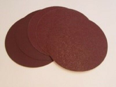 £4.85 • Buy Quality 250mm Self Adhesive / Sticky Backed Aluminium Oxide Sanding Discs