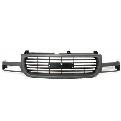 $178.95 • Buy 00-06 Yukon/XL Grill Grille Assembly Gray Frame Black Insert GM1200429 19130786