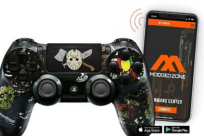 AU180.33 • Buy  Scary Party  PS4 SMART Custom Rapid Fire Modded Controller Mods For FPS Games.