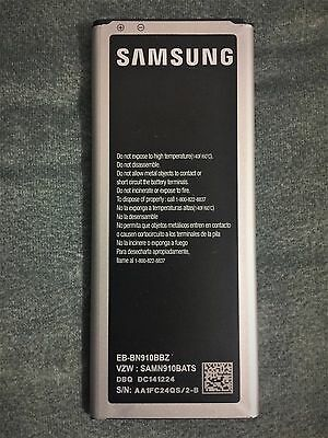 AU36.84 • Buy OEM ORIGINAL Samsung Note 4 Battery With NFC 3220mAh EB-BN910BAT For SM-N910