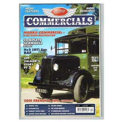 £5.95 • Buy Heritage Commercials Magazine April 2008 Mbox2605 Morris Commercial
