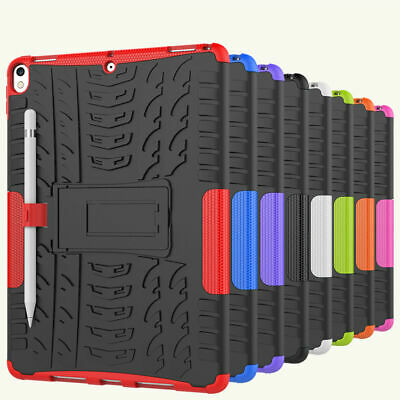 AU12.99 • Buy Shockproof Heavy Duty Case Cover For Apple IPad 5th 6th Pro 11 2020 Air 1 3 10.5