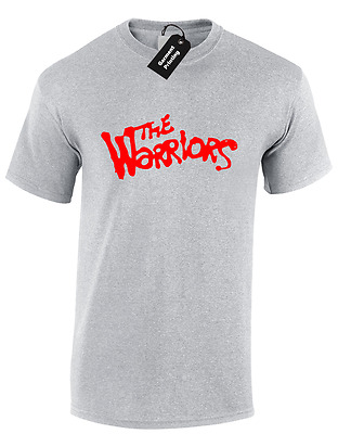 The Warriors Mens T Shirt Cool Retro Film Movie 80's Hipster Cult Tv Vintage • 6.99£