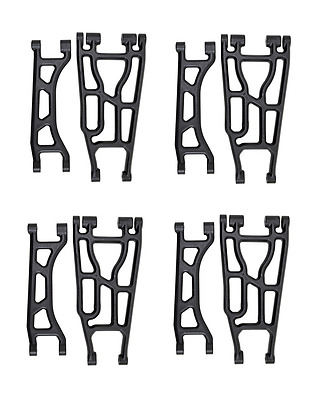 AU108.93 • Buy Traxxas X-Maxx Complete RPM A-Arm Set Front Rear Upper Lower Suspension Arms