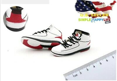 $17.84 • Buy 1/6 Male Sneakers Basketball Air Shoes For 12  Hot Toys Phicen Enterbay ❶USA❶