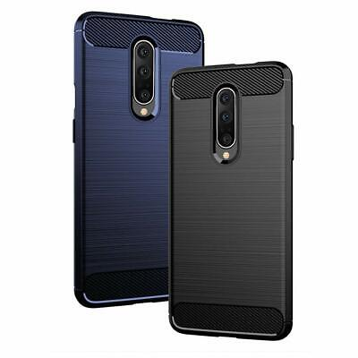 AU9.99 • Buy Shockproof Heavy Duty Matte TPU Tough Cover For OnePlus 5 5T 6 6T 7 7 Pro Case