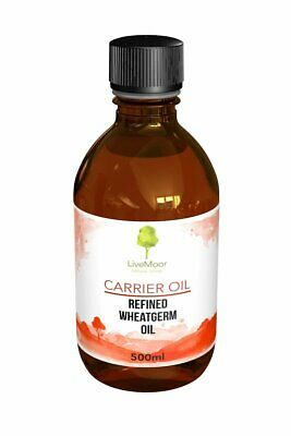 £3.99 • Buy Refined Wheatgerm Oil - Superior Quality - 100% Pure & Natural