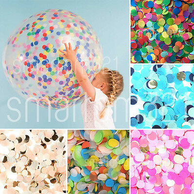 Balloon Filling Confetti Or Table Scatter Decoration Party Baby Shower Wedding • 2.29£