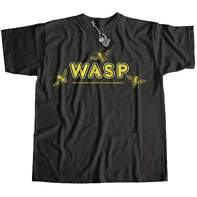 £12.97 • Buy Inspired By EDP Wasp Synthesiser T-Shirt 100% Premium Cotton