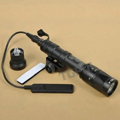 $71.43 • Buy TGPUL M600V Scout Light LED WeaponLight W / White & IR Output, Rail Mounted .
