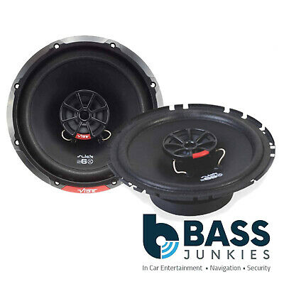Vibe 480 Watts Pair 17cm Front Door Speakers Kit For A Toyota Avensis T270 12-15 • 44.99£