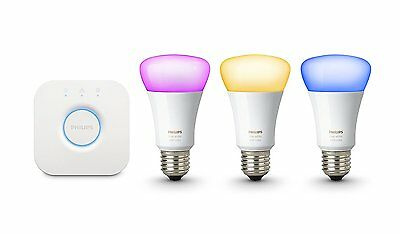 AU329 • Buy Philips Hue Richer Colours Starter Kit (3rd Generation)
