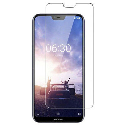 AU4.95 • Buy Tempered Glass Screen Protector Guard For Nokia 1 3.1 X5 X6 6.1 7 Plus 8 Sirocco