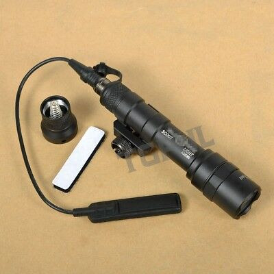 $35.99 • Buy TGPUL M600B Scout Light LED Weapon Light W/ Tail Switch Controller,Rail Mounted.