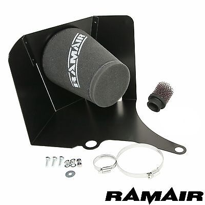 AU147 • Buy Ramair Cone Air Filter Heat Shield Induction Intake Kit For VW Polo GTI 1.8t 9N3