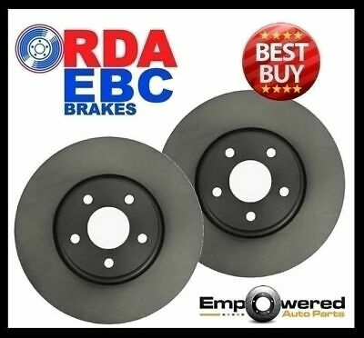AU170.19 • Buy FRONT DISC BRAKE ROTORS For Suzuki Vitara Grand SWB SQ420 Soft Top 1998-2005