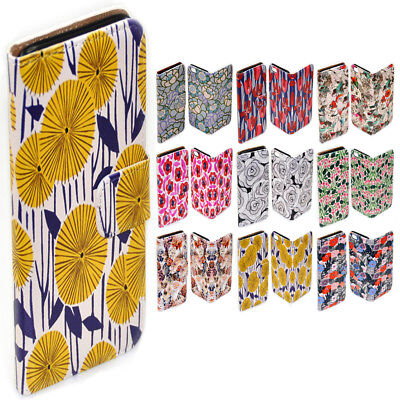 AU14.98 • Buy For Sony Xperia Series Floral Pattern Theme Print Wallet Mobile Phone Case Cover