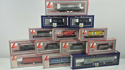 LIMA OO Gauge Wagons - Your Choice Of Model, All Work With Hornby Trains • 18.99£