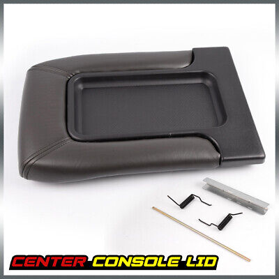 $20.65 • Buy Center Console For 99-07 Chevy Silverado OEM GM Part 19127364 Lid Arm Rest Latch