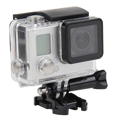 $ CDN15.74 • Buy Case Protective Housing For GoPro Hero 4 Hero 3+ Water Resistant Up To 147ft