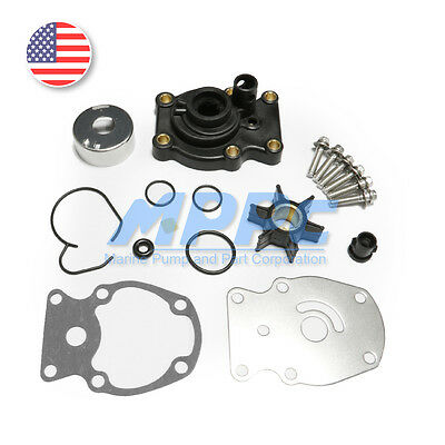 $29.99 • Buy Water Pump Repair Kit For Johnson Evinrude 20/25/30/35 HP Outboard Replacement