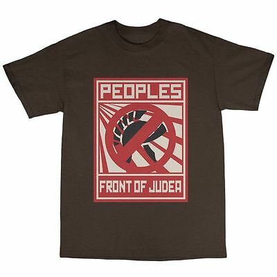 £12.97 • Buy Peoples Front Of Judea T-Shirt 100% Cotton Life Of Brian Monty Python Messiah
