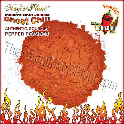 $39.95 • Buy Ghost Pepper Powder 1lb / Super Hot  Ghost Chili - Quality Guaranteed!!!