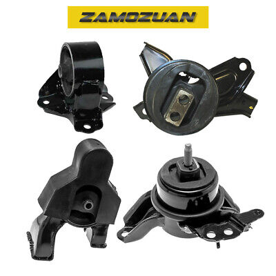 $142.03 • Buy Front & Rear Engine & Trans Mount 4PCS. 11-14 For Hyundai Sonata 2.4L For Auto.