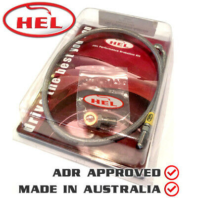 AU64.95 • Buy HEL Braided CLUTCH Line For Toyota Corolla SX AE92 4AGZE W'E58 Gearbox 1989