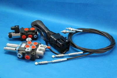Electric Joystick Hydraulic Control