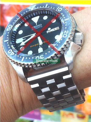 $ CDN61.75 • Buy Engineer Stainless Steel Replacement Bracelet For Scuba SKX007 009 SBBN017 Tuna