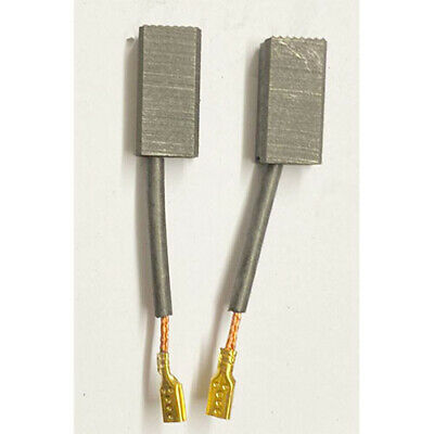 CARBON BRUSHES To Fit Bosch Rotak 43  34 Arm Ergoflex Lawn Mower 6X9X17.5 Mm D73 • 5.74£