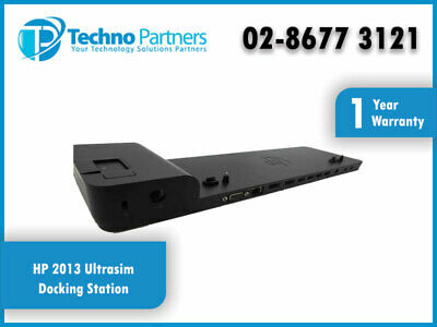 AU250 • Buy HP 2013 UltraSlim Docking Station D9Y32AA#ABG Compatible With HP Laptop/Tablets
