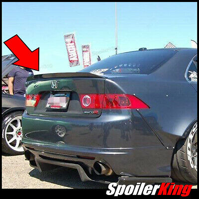 $103.55 • Buy SpoilerKing Rear Trunk Spoiler DUCKBILL 284P (Fits: Acura TSX 2004-2008 CL9)