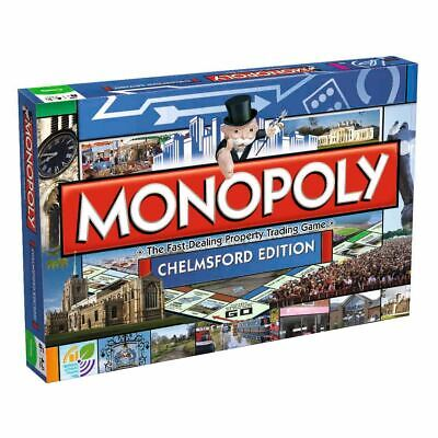 £29.99 • Buy Chelmsford Monopoly Board Game