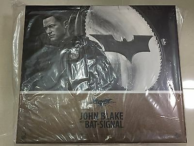 $ CDN582.61 • Buy Hot Toys MMS 274 The Dark Knight Rises Batman John Blake Joseph Bat Signal NEW
