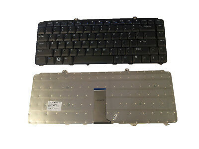 $16.99 • Buy New Dell XPS M-1330 M-1530 VOSTRO 500 1000 US Keyboard NK750 PP41L Black
