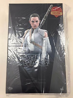 $ CDN442.30 • Buy Hot Toys MMS 377 Star Wars Rey (Resistance Outfit) Daisy Ridley Figure NEW