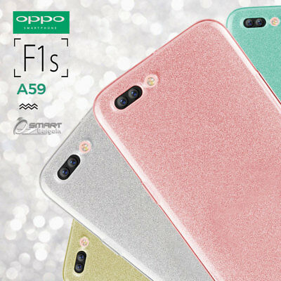 AU5.99 • Buy Glitter Shining Bling TPU Jelly Gel Case Cover For  Oppo F1s A59