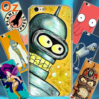 AU11 • Buy Futurama Cover For IPhone 8 Plus, Quality Cute Design Painted Case WeirdLand