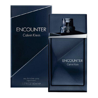 £32.62 • Buy ENCOUNTER De CALVIN KLEIN - Colonia / Perfume 50 ML - Hombre / Man / Uomo