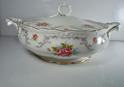 £114.33 • Buy Royal Albert Tranquillity Round Covered Vegetable Bowl