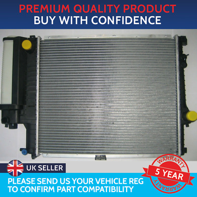 RADIATOR TO FIT BMW 5 SERIES E39 1995 TO 1998 520i 523i 528i • 62£