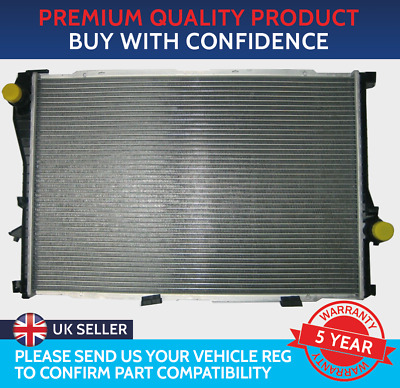 Radiator To Fit Bmw 5 Series E39 1998 To 2004 Bmw 7 Series E38 Petrol • 38.75£
