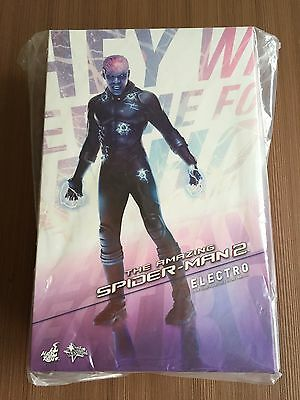 AU328.03 • Buy Hot Toys MMS 246 Spiderman Spider-Man 2 Electro 12 Inch Action Figure NEW
