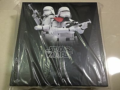 $ CDN388.40 • Buy Hot Toys MMS 323 Star Wars First Order Snowtrooper Snowtroopers Officer Set